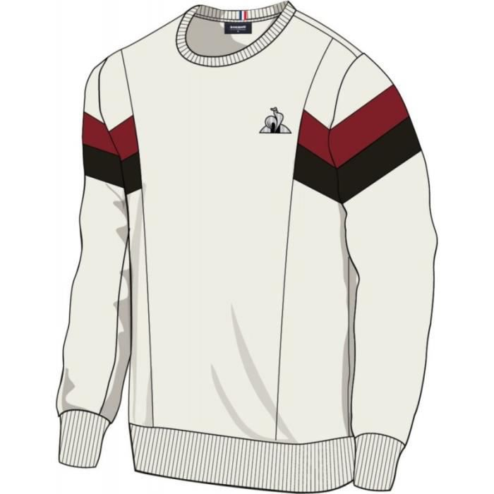 Sweatshirt Le Coq Sportif Tricolore Pronto