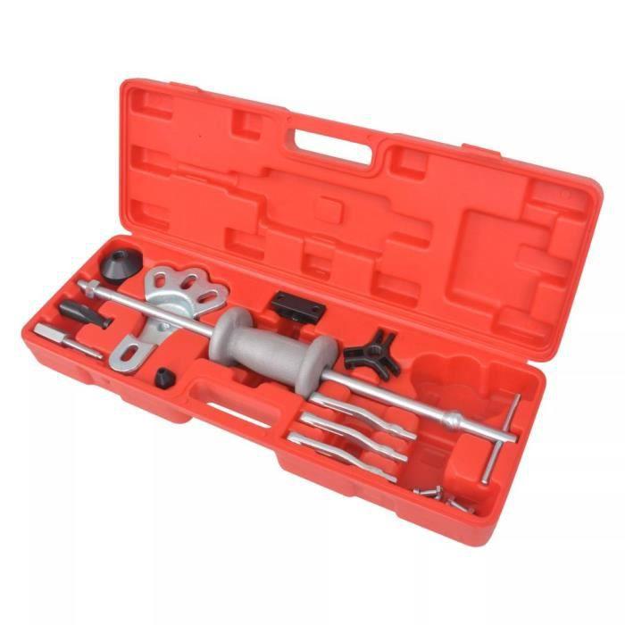 Kit d'extracteur à marteau d'essieu universel