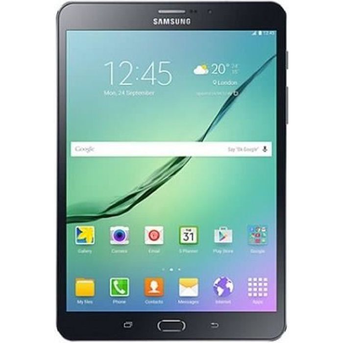 SAMSUNG Tablette tactile Galaxy Tab S2 - 8 pouces QXGA - RAM 3 Go - Android 7.0 - Stockage 32 Go - Noir