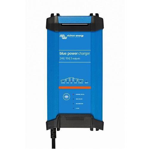 Chargeur de batterie Blue Smart Victron 24V 16A IP22 1 sortie (Ampérage : 8A)