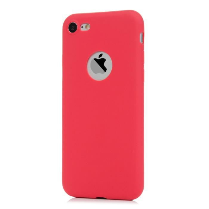 coque iphone 8 silicone couleur