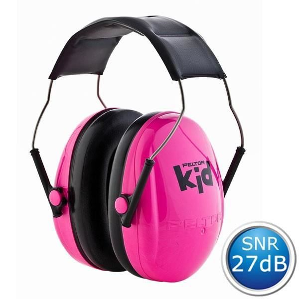 Casque anti-bruit Enfant Peltor | Rose
