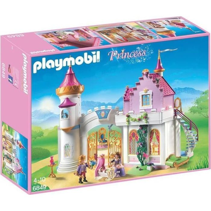 Photo de playmobil-6849-princess-manoir-royal
