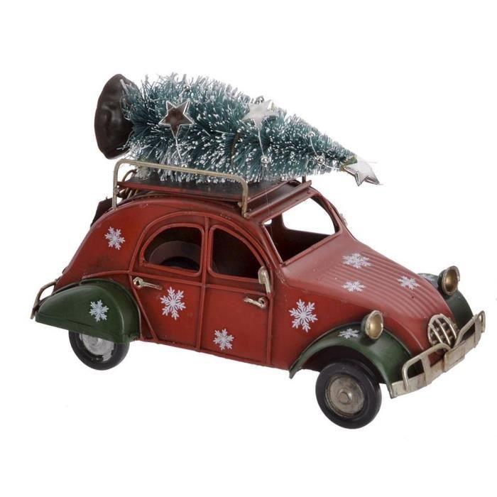 Original vw Beetle Arbre de Noël pendentif vert hiver//de Noël