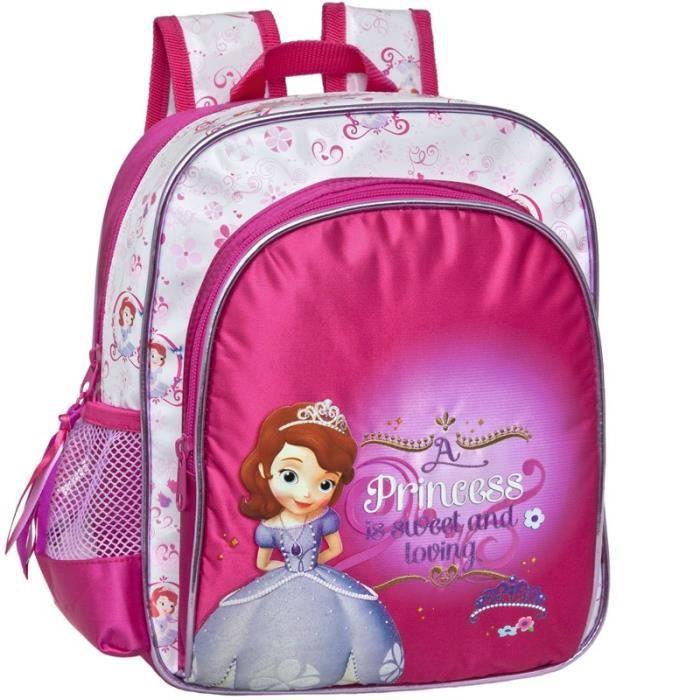 Disney Sac /à dos Motif Princesse Sofia Petit format