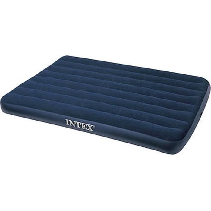 lit gonflable 2 places achat vente lit gonflable airbed cdiscount. Black Bedroom Furniture Sets. Home Design Ideas