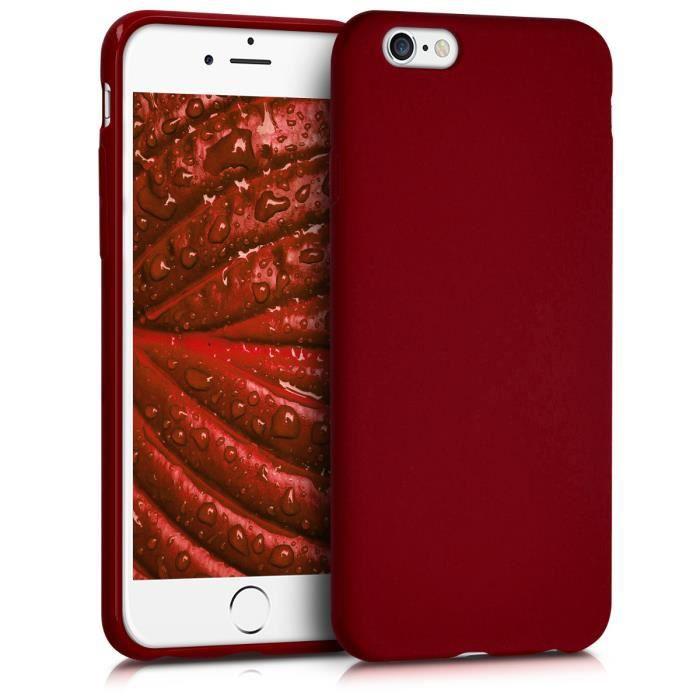 kwmobile etui en tpu silicone elegant pour apple i