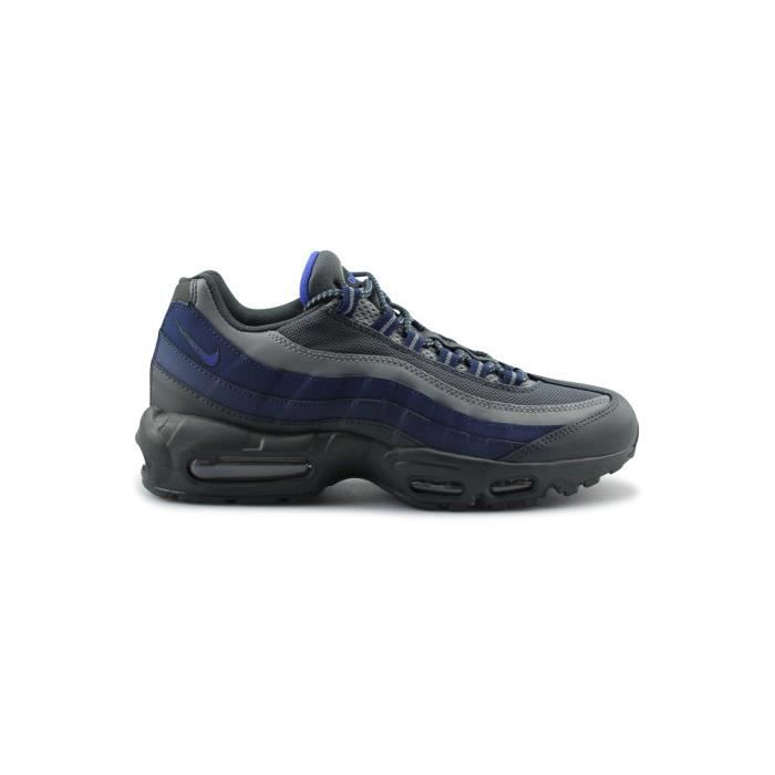 04813042a3d Basket Nike Air Max 95 Essential Anthracite 749766-011 Gris Gris ...