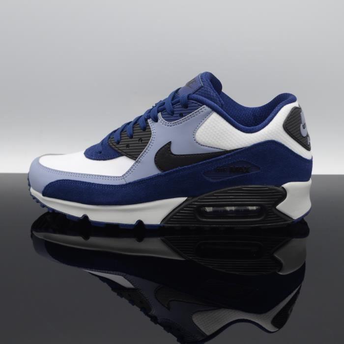 air max 90 bleu et blanche