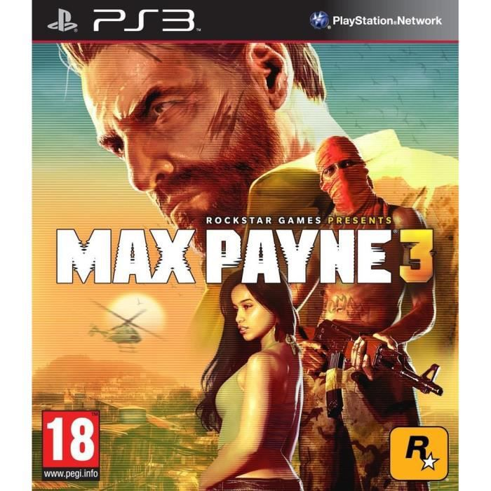 JEU PS3 Max Payne 3 [import allemand]
