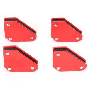 Sharplace Commutateur Aimant de Soudage Soudage Porte-aimant Accessoires de Soudure /à larc Outil /à Angle Fixe