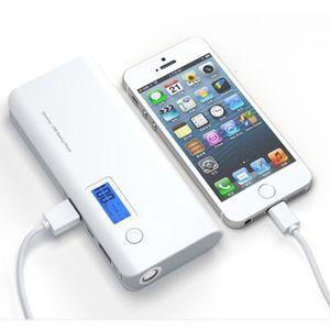 BATTERIE EXTERNE 50000mAh Mobile Power Bank LED USB externe double
