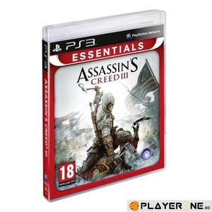 JEU PS3 Assassin's Creed 3 (ESSENTIALS) : Playstation 3 ,