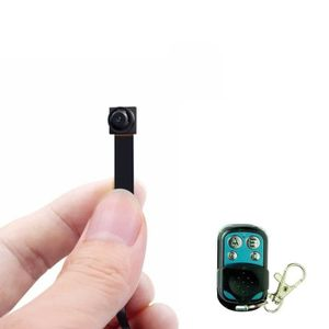 CAMÉRA MINIATURE Mini caméra espion appareil-photo de sécurité cach