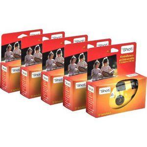 APPAREIL PHOTO JETABLE TopShot Lot de 5 appareils photo jetables pour …