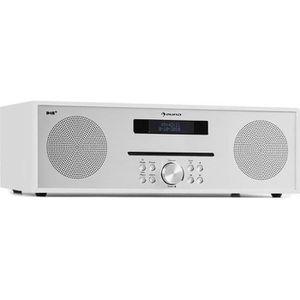 RADIO CD CASSETTE auna Silver Star Radio numérique DAB DAB+ tuner FM