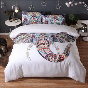 PARURE DE DRAP Parure de lit linge de maison lots de 3 pièces 1 h
