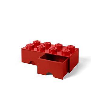 ASSEMBLAGE CONSTRUCTION Jeu D'Assemblage LEGO KXFGX Brique tiroir 8 bouton