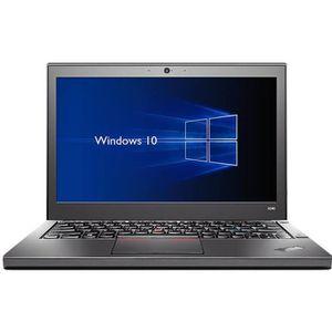 Top achat PC Portable PC Portable LENOVO X240 - i5 1.6Ghz 8Go DDR3 240Go SSD WIFI W10Pro pas cher