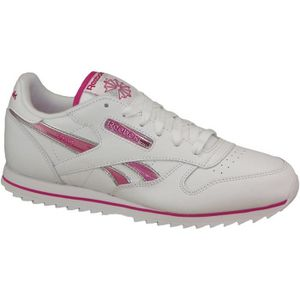 BASKET Reebok CL Lthr Ripple III V59227 Femme Baskets