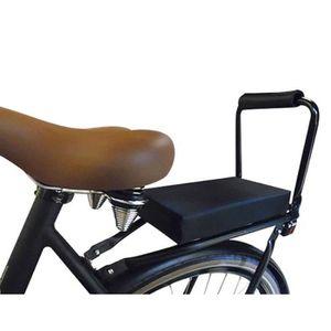 PORTE BÉBÉ POUR CYCLE Siège vélo arrière Junior pour fixation sur porte