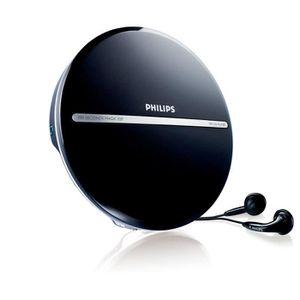 BALADEUR CD - CASSETTE Philips Baladeur CD-MP3 EXP2546-12, 1-bit, 85 dB,