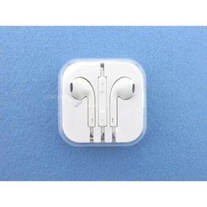 CÂBLE TÉLÉPHONE Apple  Ecouteur/Earpod pou COMPATIBLE APPLE