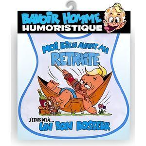 Cadeau Humoristique Retraite