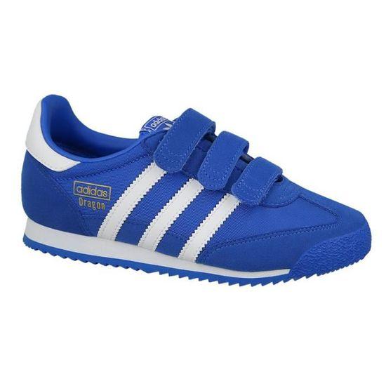 chaussure dragon adidas bleu blanc rouge