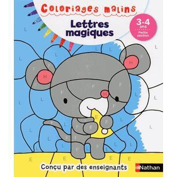 Coloriage Petite Section Achat Vente Pas Cher