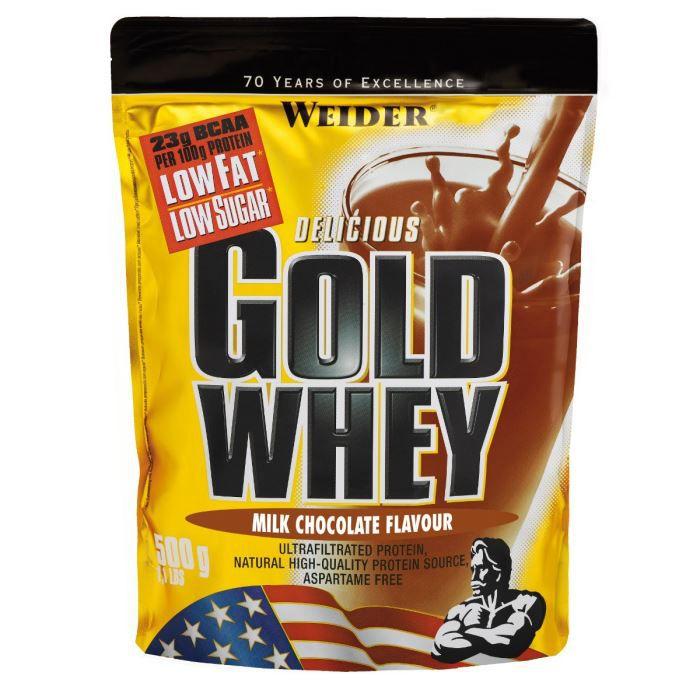 WEIDER GOLD WHEY Chocolat NTT