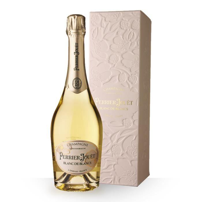Perrier-Jouët Blanc de Blancs 75cl - Etui - Champagne