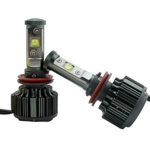 Kit LED V16 Turbo Ventilé 80W - 8000 Lumens (H11)