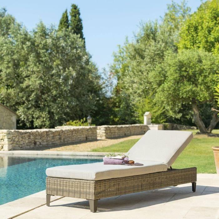 Lit piscine Malta naturae Hespéride