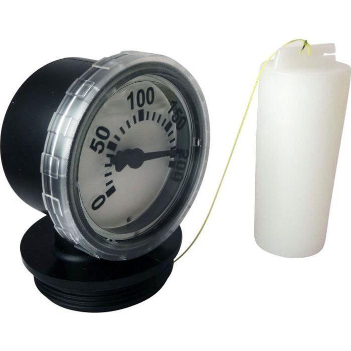 SOMATHERM FOR YOU Jauge Mécanique pour cuve fuel M2-
