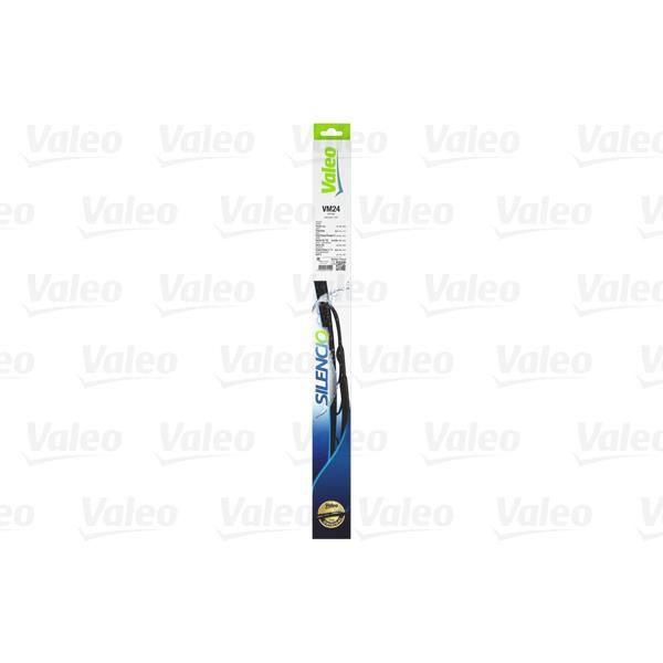 VALEO Balais d'essuie-glace unitaire VM24 574149