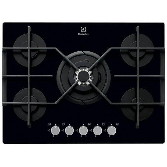 PLAQUE GAZ ARTHUR MARTIN -  Table de cuisson à gaz en verre E