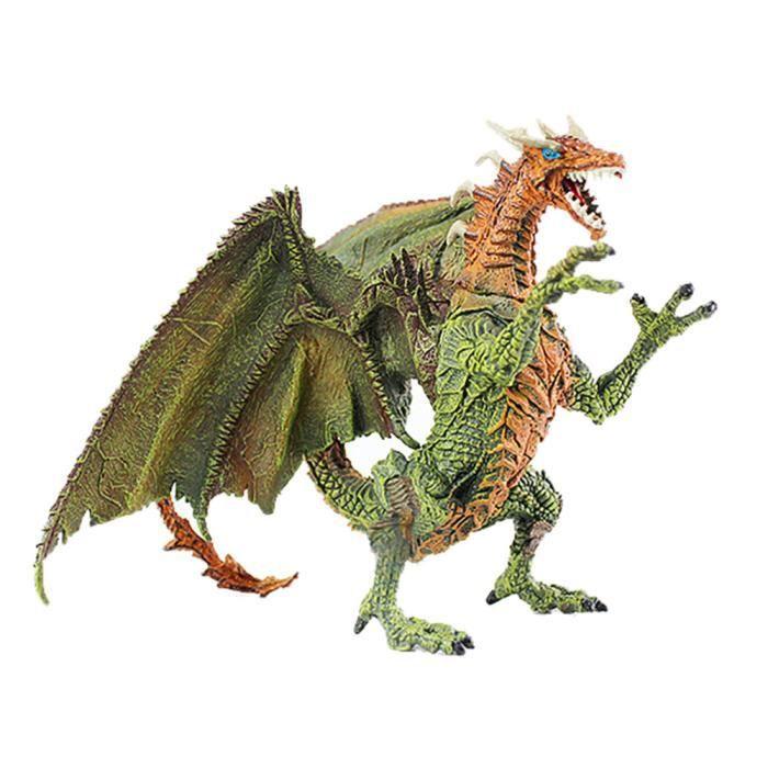 Jouet De Dessin Anime Modele De Dragon Magique Simule Educatif Ideal Pour Les Enfantsztt80525004 12881 Achat Vente Robot Animal Anime Cdiscount