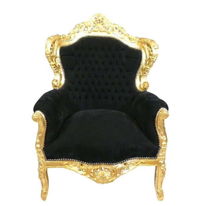 chauffage climatisation fauteuil baroque velours. Black Bedroom Furniture Sets. Home Design Ideas