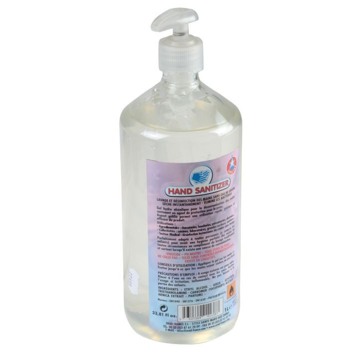 Clean Gel Antibacterien Hydro Alcolique 100 Ml Tunisie Para