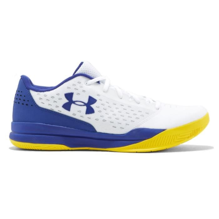 Under Armour Jet Chaussures Ua Low Basketball masculin JER2X