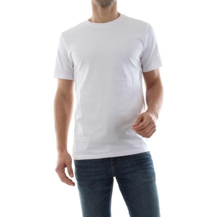 cou V Gym Fitness excerise à manches courtes 2019 Muscle Pharm Hommes T-shirts-ras-du