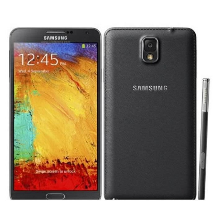 samsung galaxy note iii n9005 32gb reconditionn a neuf. Black Bedroom Furniture Sets. Home Design Ideas