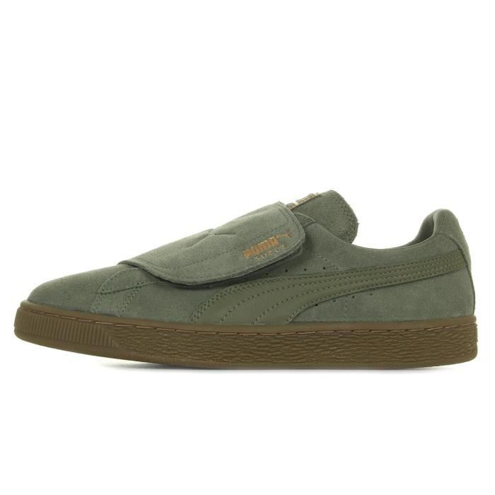 Baskets Puma Suede Wrap Gum Burn