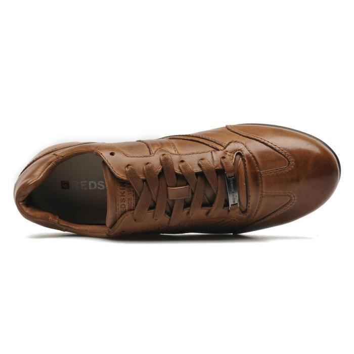 Chaussures Hommes Redskins chicosan Cognac