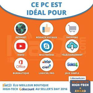 Un achat top PC Portable  ordinateur portable 15 pouces TOSHIBA TECRA A9 core 2 duo,4 go ram 160 go disque dur,windows 7 pas cher