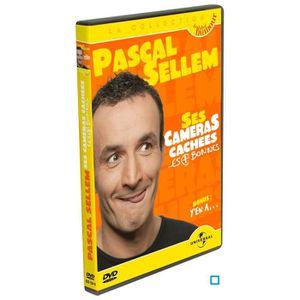 DVD SPECTACLE DVD Pascal Sellem : Les caméras cachées, vol. 2