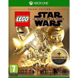 JEU XBOX ONE LEGO Star Wars : Le Réveil de la Force Edition Del