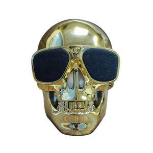 ENCEINTE NOMADE ENCEINTE  HAUT-PARLEUR  BLUETOOTH  Crâne en plasti