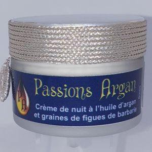 ANTI-ÂGE - ANTI-RIDE Crème de jour à l'argan et figue de barbarie 50mg